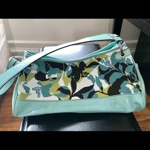 Kenneth Cole Floral Bag